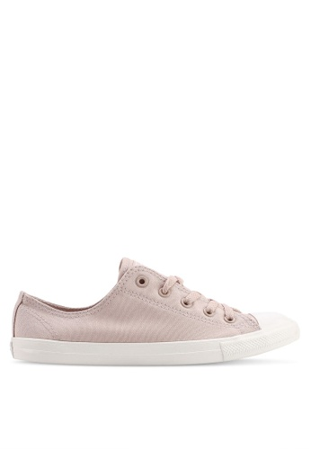 d52d9393c6fa Converse pink Chuck Taylor All Star Dainty Galaxy Games Ox Sneakers  2EA4CSH9AE4462GS 1