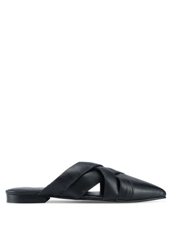 TOPSHOP black Angelica Point Mule 9ADF4SHE7F2903GS_1