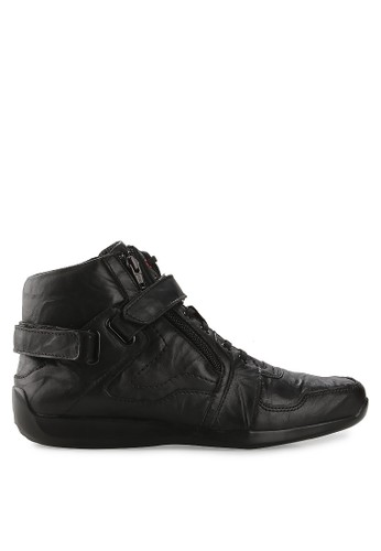 Gino Mariani black Elario 3 Casual Shoes GI569SH25HWWID_1