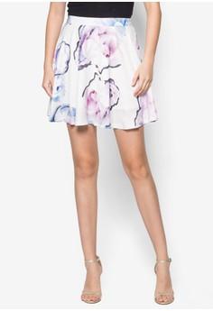 Love Light Weight Flare Skirt
