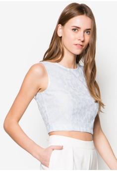 Premium Lace Crop Top