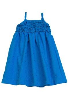 Audrey Eyelet Dress