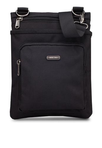 Swiss Polo black Swiss Polo Bag SW912AC23KROMY_1