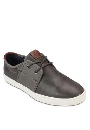 Delsanto 混合材esprit服飾質繫帶休閒鞋, 鞋, 鞋