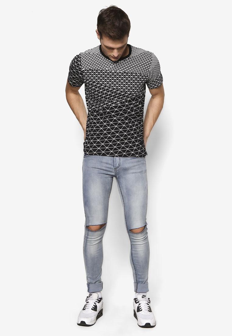 Web Shirt T Flesh IMP Black q4xPZw4O