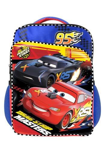 Disney Cars navy Disney Cars Masters Primary School Bag 573F7KC7C9C902GS_1