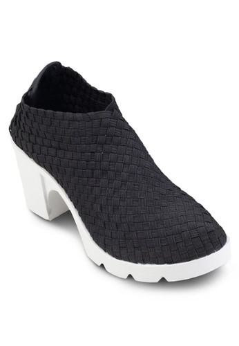 格紋高筒粗esprit香港門市跟運動鞋, 女鞋, 鞋