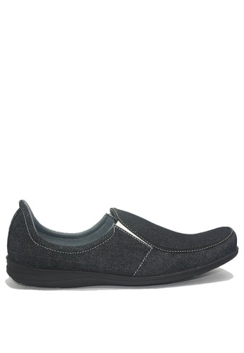 Dr. Kevin black Dr. Kevin Men Casual Shoes 13273 - Black DR982SH16LZVID_1