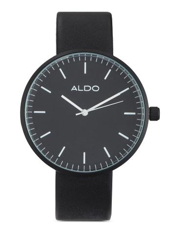 buy aldo watches for men online zalora singapore aldo black duranceau watch al087ac82qyjmy 1
