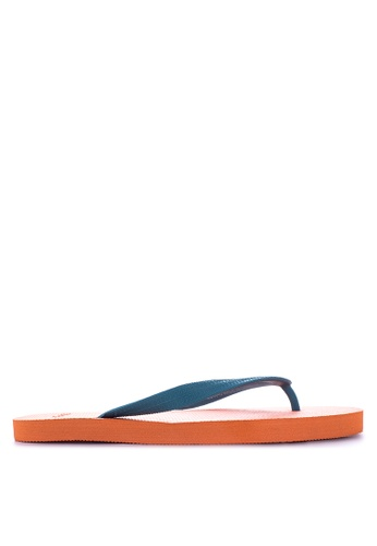 BENCH orange Fashionable Slippers BE550SH13LXEPH_1
