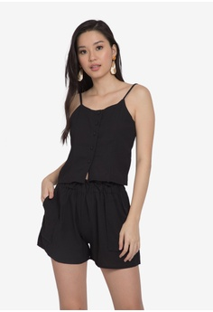 f52878dfc72 Shop Somura Playsuits   Jumpsuits for Women Online on ZALORA Philippines