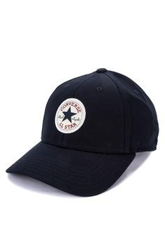 5fd9de0100f Converse navy Core Baseball Cap 49960AC19191E5GS 1