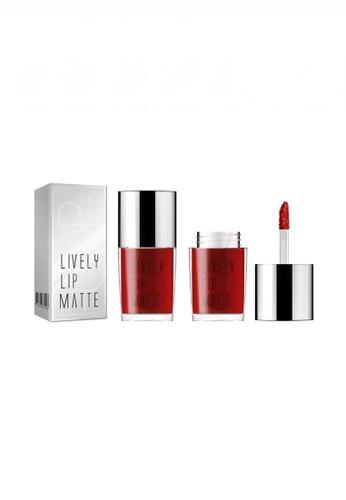 Eglips red Eglips - Lively Lip Matte Lm011 08C9BBE58A52E9GS_1