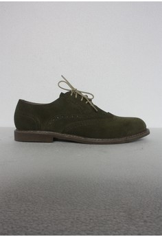 American Eagle Palmdale Brogue Shoes