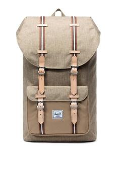 954aa237 Herschel multi Herschel Little America Backpack 9755BAC7301A86GS_1