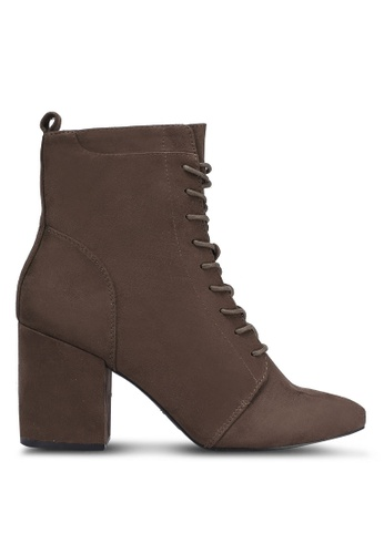 Call It Spring brown Baddes Boots CA512SH0RLE7MY_1