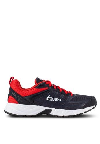 Legas black Rapier LA Men's Shoes LE684SH0S2MWMY_1