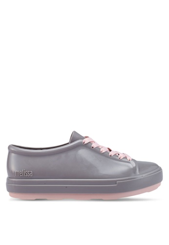 Melissa 灰色 Melissa Be Ad Sneakers 59D0CSHB2068C7GS_1