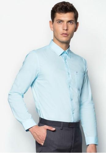 esprit旗艦店素色商務襯衫, 服飾, 服飾