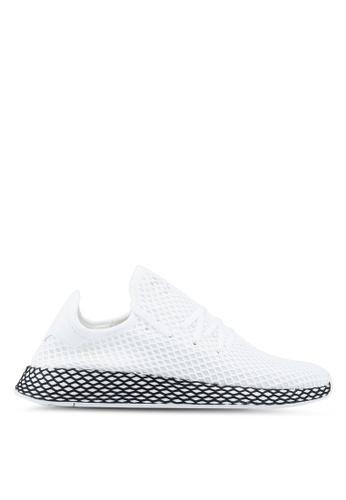 adidas white adidas originals deerupt runner F4956SHF5EDEF3GS_1