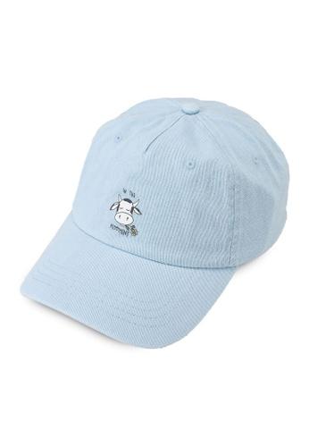 Rubi blue Classic Dad Cap 4C2E6AC1673EB6GS_1