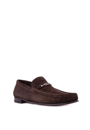 c21f06a096c Shop A. Testoni Men s Casual Dress Shoes Classic Loafers Slip On Online on ZALORA  Philippines