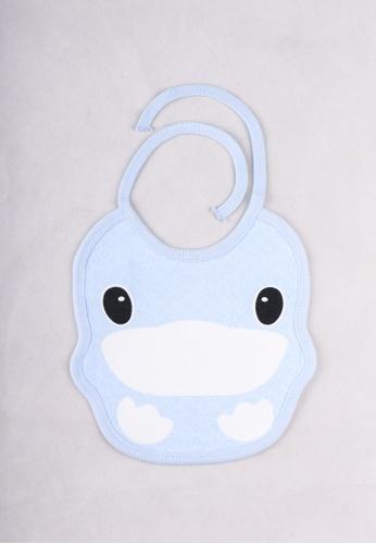 kukuduckbill blue Kuku Duckbill Baby Bib Ku2221-Blue DF3EEKCE5647ABGS_1
