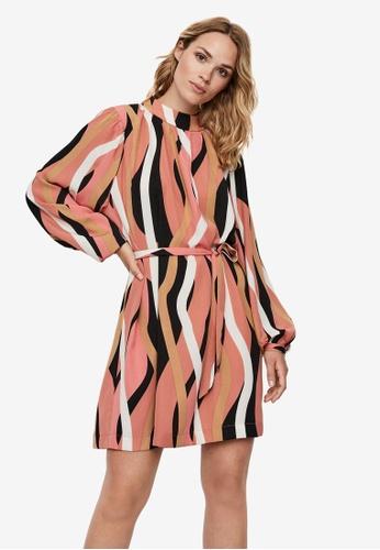 Vero Moda black Molly Short Dress 4F03EAA29181BDGS_1