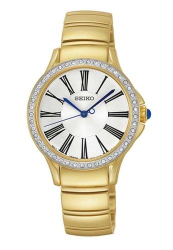 Seiko gold Seiko Gold Stainless Steel Watch A1E96AC9EAE6E5GS_1