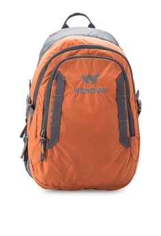 Paryak Orange Backpack
