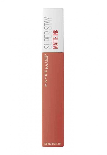 Maybelline red Maybelline Superstay Matte Ink Lipstick VERSATILE 210 EF180BEE4BDEB9GS_1