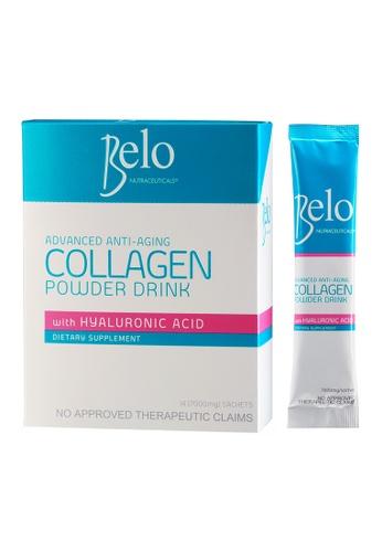 Belo blue Nutraceuticals Collagen Powder Drink 14s BE923BE13ZSGPH_1