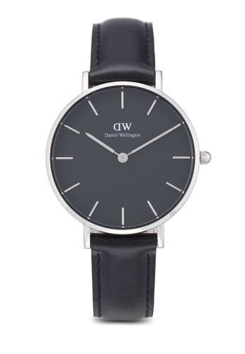 Daniel Wellington black Classic Petite Sheffield Watch DA965AC0UKSUID_1