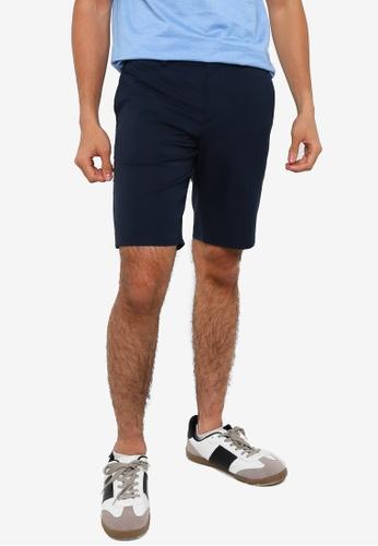 BOSS 海軍藍色 Liem4-Print2 短褲 1B02DAAB48AA07GS_1