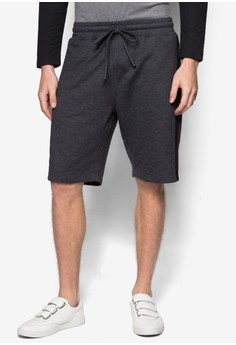 Shorts With Side Stripe