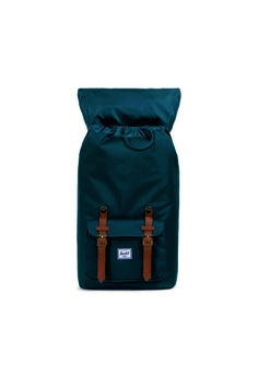 07f405eb605 20% OFF Herschel Herschel Little America - Os Deep Teal Tan 25L RM 414.00  NOW RM 331.20 Sizes One Size