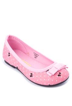 Pinky Ballet Flats