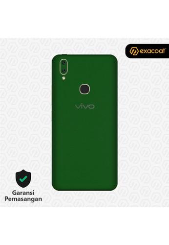 Exacoat Vivo V9 3M Skins True Colors - Emerald Green 4B6ADES4D3A6D8GS_1