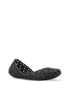 949230533860 Melissa Melissa Campana Crochet Ad Ballerinas S$ 130.00. Sizes 5 6 7 8 9