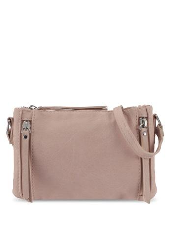 Pieces pink Pcmarie Crossbody Bag 06BFFAC5E5A86DGS_1