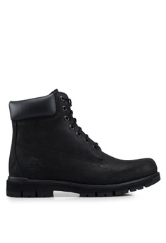 42ae09925b8e3 Timberland black Radford 6-Inch Waterproof Boots 2488ASH2E8864AGS 1