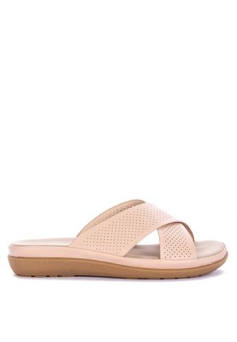 CLN multi Hospitality Flat Sandals 430D9SH0E8974AGS_1