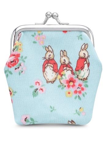Cath Kidston green Beatrix Potter Kids Mini Clasp Purse 11F7EKC925E653GS_1
