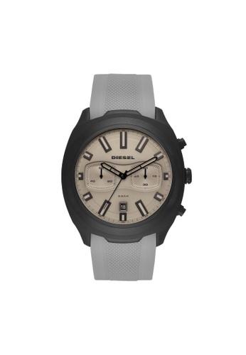 Diesel grey Tumbler Watch DZ4498 1AE5BAC1BD4AB0GS_1