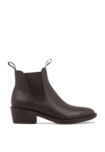 ROC Boots Australia brown Bandit Chocolate Boots RO479SH0GFZ1SG_1
