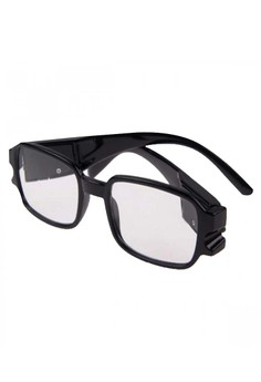 Eyeglasses With Rechargeable LED & UV Light