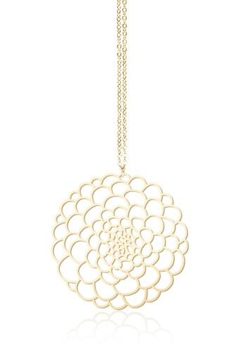 大理esprit hk store花項鍊, 飾品配件, 項鍊
