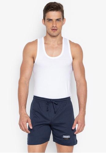 Walker Underwear multi Sando De Hilo And Drawstring Shorts DECE2US9D40207GS_1