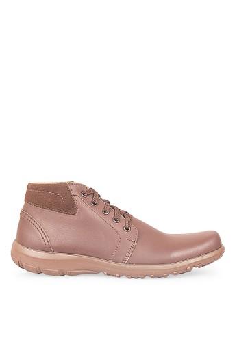 CBR SIX brown Cbr Six Sepatu Kasual High Top Sneakers 900 (Brown) CB927SH28MEDID_1