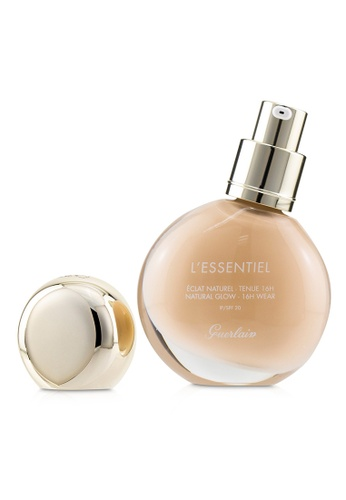 Guerlain GUERLAIN - L'Essentiel Natural Glow Foundation 16H Wear SPF 20 - # 01C Very Light Cool 30ml/1oz 036F3BE4209C3AGS_1
